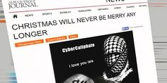 Image posted by a hacker purporting to be. ISIS IS HERE...   http://www.wnd.com/2014/12/isis-hacks-u-s-news-site-we-are-already-here/