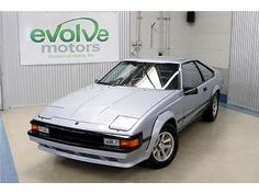awesome 1984 Toyota Supra - For Sale View more at http://shipperscentral.com/wp/product/1984-toyota-supra-for-sale/