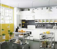 Kitchen Compare Com Ikea Metod Haggeby White White