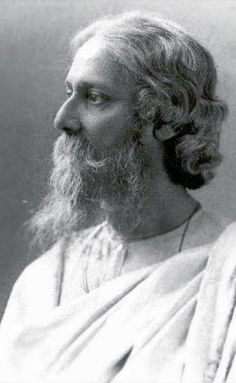 RabindranathTagore - at the height of his creative energy 1909