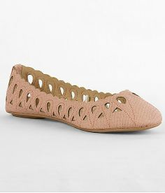 Twisted Lindsay Shoe. The most comfortable flat I have ever bought. Love them!
