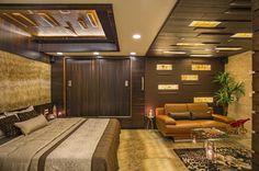 MASTER BEDROOM  DESIGN BY:-RAZA DECOR