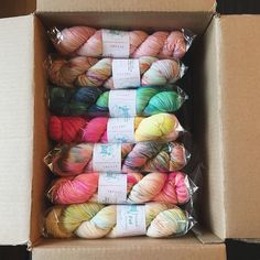 Guess what just arrived from @twistedowlfiberstudio?!?  These amazing yarns will be part of the next shop update! The shop will close on Wednesday March 16th as I'll be on vacation and it will reopen Friday March 25th with these new yarns and some other awesome features! #twistedowlfiberstudio #new #yarn #fiber #merino #wool #merinowool #knit #knitted #knitwear #knitting #knittingaddict #knittersofig #knittersofinstagram #crochet #crocheting #crochetaddict #crochetlove #crochetersofinstagram…
