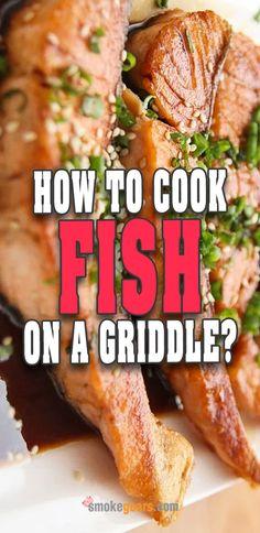 Walleye Recipes, Cod Fish Recipes, Trout Recipes, Grilled Salmon Recipes, Grilling Recipes, Cooking Recipes, How To Cook Cod, How To Cook Fish, Cooking Trout