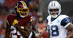 From trash talk to mad respect: A look at the budding bromance between Josh Norman and Dez Bryant