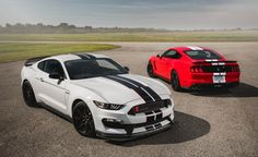 2018 Ford Mustang Shelby GT500: Twin Turbo V-8, Anyone? - Photo Gallery of Future Cars from Car and Driver - Car Images - Car…