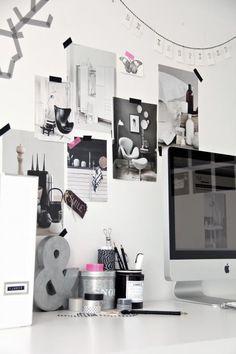 Tu Cajón Vintage: Diariodeco 8, espacios de trabajo #diariodeco8