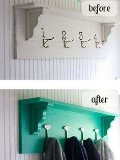 10 Old Furnitures Get a Stylish New Look - 10 Old Furnitures Get a Stylish New Look 7 - Diy & Crafts Ideas Magazine