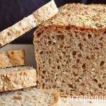 Our Daily Bread, Banana Bread, Graham, Food And Drink, Gluten Free, Make It Yourself, Desserts, Recipes, Dessert