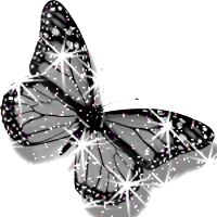 gif papillon · The darkness purple Glitter Gif, Glitter Roses, Gifs Disney, Sad Heart, Dragonfly Art, Butterfly Pictures, Wall Drawing, Glitter Graphics, Stamp