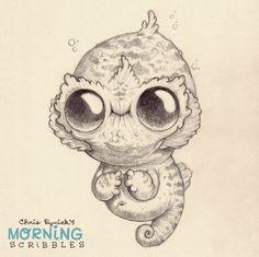 Morning+Scribbles+#232