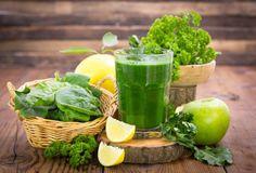 Der grüne Smoothie - Nährstoffbombe für eine straffe Figur - Der grüne Smoothie liegt im Trend und trägt dank seiner ausgewogenen Zusammensetzung aus pflanzlichen Zutaten wesentlich zu einer gesunden Ernährung bei.