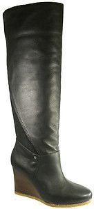 Ugg Wedge Boots Black