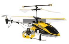 SkyMaster 7- Inch Mini RC Remote Control Helicopter, 4 Channel Infrared Remote Control Built-In Gyroscope with Metal and Plastic Frame, Multiplayer Up To 3 Helicopters http://suliaszone.com/skymaster-7-inch-mini-rc-remote-control-helicopter-4-channel-infrared-remote-control-built-in-gyroscope-with-metal-and-plastic-frame-multiplayer-up-to-3-helicopters/