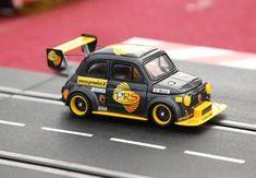 Fiat 596 Slot Cars