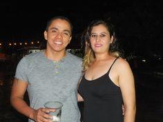 Diego Lopez y Sandra Hernandez