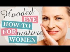 "It's a makeup tutorial for the ""mature woman,"" especially those with some hooding in the eyelid area. Katie is a professional makeup artist and has a lovely accent to boot."
