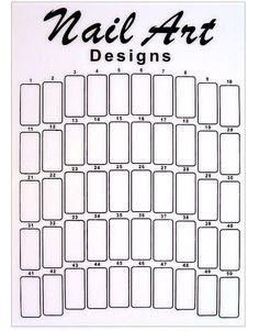 Weißfarbenes Mustertip Display. Präsentationsdisplay/Ständer. Für 50 Tips   eBay
