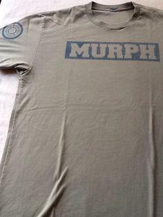 Windy City CrossFit Front. 2013 Murph Commemorative T-shirt. First time doing Murph. My sentimental favorite shirt.