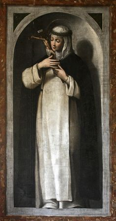 St Catherine of Siena | by Lawrence OP