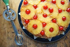 Pineapple upside-down cake, one of America's treasured classic desserts, was born out of mechanical engineering, savvy marketing, and a recipe contest.