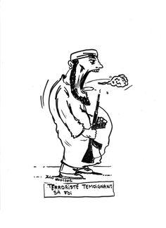 #jesuischarlie #terroriste #cons