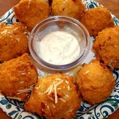 Kicked Up Hush Puppies Recipe | Just A Pinch Recipes