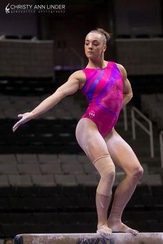 Maggie Nichols: Olympic Trials PT Beam Women's Gymnastics, Artistic Gymnastics, Maggie Nichols, Olympic Trials, Frame Border Design, Female Gymnast, Muscles, Olympics, Athlete