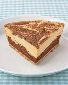 Chocolate Peanut Butter Pie - Recipe