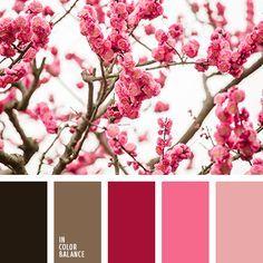 Цветовая палитра №2883 | IN COLOR BALANCE