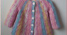 Little Jamboree free Knitting Pattern Baby Knitting Patterns, Baby Sweater Patterns, Baby Cardigan Knitting Pattern, Knitting For Kids, Baby Patterns, Free Knitting, Girls Sweaters, Baby Sweaters, Baby Pullover Muster