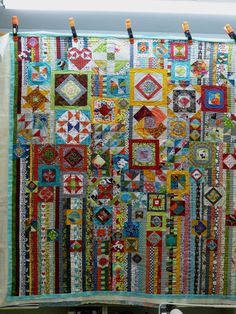 gypsy critters Gypsey wife pattern quilted by Linda Rech!