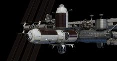NASA clears Axiom Space to put commercial habitat on space station, with Boeing on the team