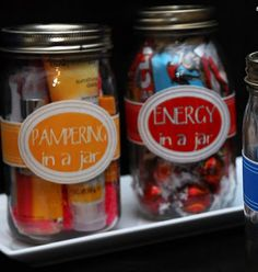Christmas Gifts in a Jar - Revitalise for the Holiday - Click pic for 25 DIY…