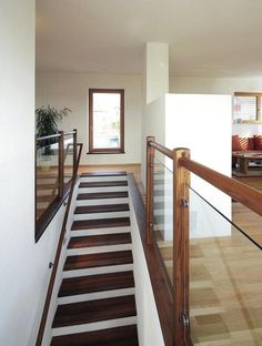 Stairs, Home Decor, Laminate Hardwood Flooring, Wood Siding, Carpentry, Homes, Ladders, Homemade Home Decor