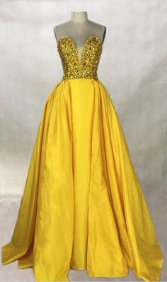 Beaded Long Prom Dresses A Line Backless