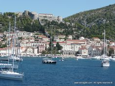 Island Hvar - known as the sunniest part of Croatia (yearly average of 2726 sunny hours) which makes it the most popular destination now only during the summer but also in the spring and autumn. Do not forget to visit the many historic and cultural monuments such as: the fortress Fortica, Hvar's Cathedral, the Hvar Theatre,...