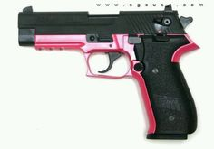 I normally think pink guns are hideous, but I like this one. Find our speedloader now! http://www.amazon.com/shops/raeind