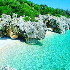 Kalimera from Cephalonia Island Ionian Sea, Greece.-