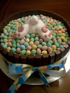 .Gâteau de Pâques