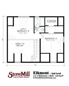 Elkmont 2nd Floor