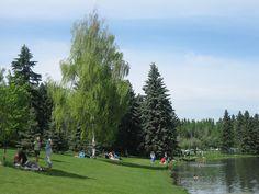 Hawrelak Park, Edmonton, Alberta, Amazing Places, Great Places, Places To See, Banff National Park, National Parks, Riding Mountain National Park, Fort Mcmurray, Cultural Capital, Canada Eh