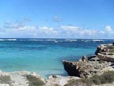 Little Salmon Bay, Rottnest Island, WA Australia. Paradise.