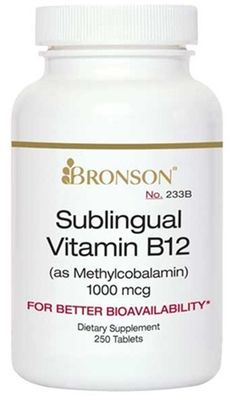 Nutritional Supplement Sublingual 1000 mcg 100 Tablets for Diabetic Neuropathy By Bronson – - TypeFree Diabetes Korean Ginseng, Diabetic Neuropathy, Cardiovascular Health, Vitamin B12, Nerve Pain, Nutritional Supplements, Diabetic Recipes, Pain Relief