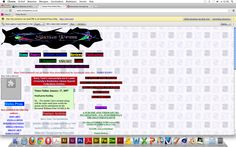 Lelijke website 2  Vormgeving - Irriterende herhalende afbeeldingen op de achtergrond. Navigatie - Het is veel te druk om alles goed te kunnen vinden. Informatie - De meeste tekst is gewoon onleesbaar. Erg slecht.