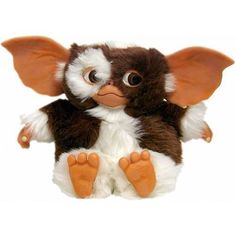 Gizmo oh how I loved you! Gremlins Dancing Gizmo Plush with Sound - NECA - Toys Shop Gremlins Gizmo, Les Gremlins, 90s Toys, Retro Toys, Vintage Toys, 90s Childhood, My Childhood Memories, Plush Dolls, Retro Vintage