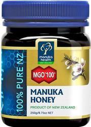 250g Mgo 100 Manuka Honey Mastic Gum Manuka Honey Health