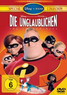 Die Unglaublichen - The Incredibles * IMDb Rating: 8,0 (288.016) * 2004 USA * Darsteller: Craig T. Nelson, Holly Hunter, Samuel L. Jackson,