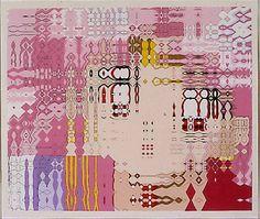 Carl Fudge. Rhapsody Spray (1), 2000. #screenprint.