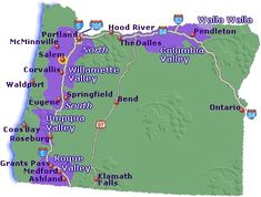 One of my favorite wine regions in the US, Oregon is capable of producing wines to rival some of the best from France.